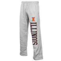 Illinois Fighting Illini Dream Fleece Sweatpants – Gray