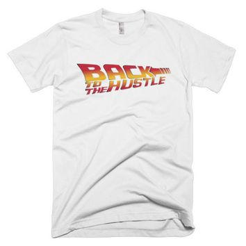 Back to The Hustle Tee