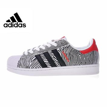 Adidas Originals Superstar II Men and Women Skateboarding Shoes , High Quality Shock Absorption  Wear Resistant  B27480 B27481