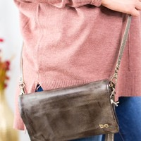 Bed Stu- Cadence Bag In Taupe Rustic