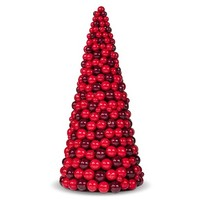 Threshold™ Berry Christmas Tree Decoration - 13""
