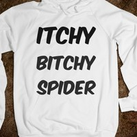 itchy bitchy spider