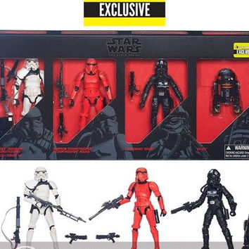 Exclusive Star Wars Black Series 6-Inch Action Figures