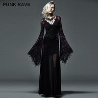 New Gothic Victorian Arwen Long Dress Retro Maxi Vampire Kera Lolita Clothing Q265 Alternative Measures - Brides & Bridesmaids - Wedding, Bridal, Prom, Formal Gown