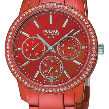 Pulsar Ladies Crystals PP6039
