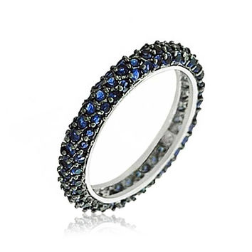 Bling Jewelry Dark Sky Ring
