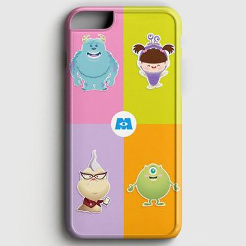 Monster Inc Cute Baby iPhone 6 Plus/6S Plus Case | casescraft