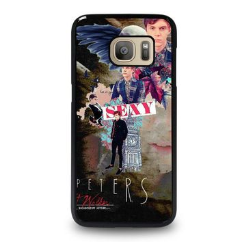 EVAN PETERS COLLEGE Samsung Galaxy S7 Case Cover