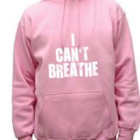 """""""I Can't Breath"""" 