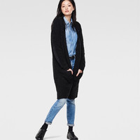 G-STAR RAW Hele Long Cardigan Knit