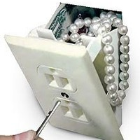 Hidden Fake Wall Outlet Safe:Amazon:Home Improvement