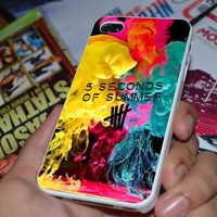 5 Seconds Of Summer Case for iPhone 4/4S iPhone 5/5S/5C and Samsung Galaxy S3/S4