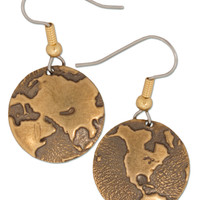 NEW! Mother Earth Earrings