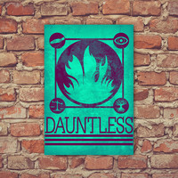 Dauntless Poster