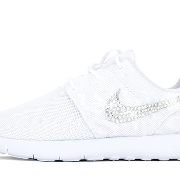 Crystallized Kicks Nike Baby Shoes