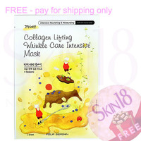 Freebies - Four Season Collagen Lifting Wrinkle Care Intensive Mask (Anti-wrinkle Function)