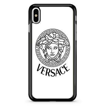 Versace Logo iPhone X Case