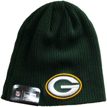 NFL Green Bay Packers Ribbed Knit Hat