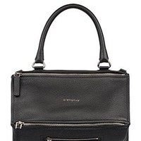 Givenchy Women's BB05250013001 Black Leather Shoulder Bag