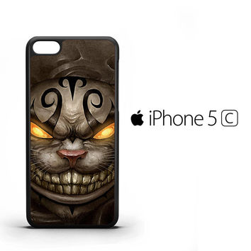 Alice Madness Returns Cheshire Cat Z0999 iPhone 5C Case