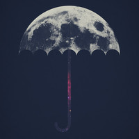 Space Umbrella Art Print by filiskun | Society6