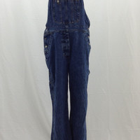 Vintage Polo Jeans Denim Overalls