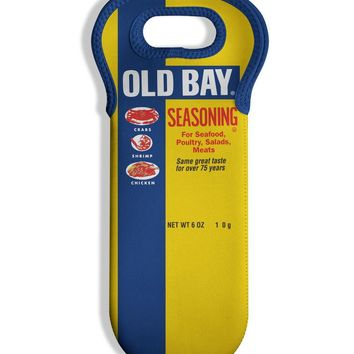 *PRE-ORDER* Old Bay Can / Wine Bottle Koozie (Estimated Ship Date: 7/25)