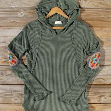 Denver Patch Thermal in Olive