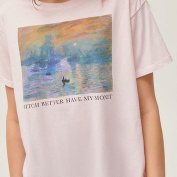 Future State Better Have My Monet Tee | Urban Outfitters