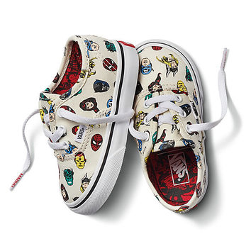 Vans X Marvel Toddler Old Skool V | Shop At Vans