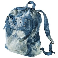 Mossimo-Supply-Co. Washed Denim Backpack - Blue