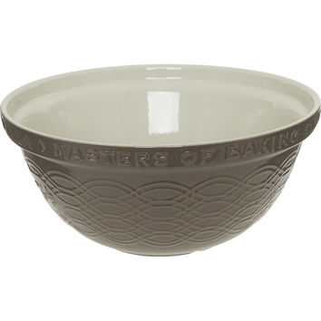 Grey Stoneware Mixing Bowl 30cm - Food Prep & Storage - Cookware & Dining - Home - TK Maxx