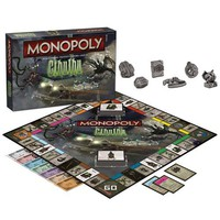Cthulhu Collector's Edition Monopoly Game