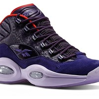 Reebok Men's Question Mid - Ghost of Christmas Future Shoes | Official Reebok Store