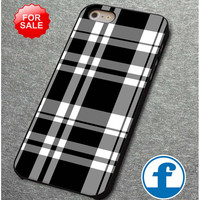 Black And White Plaid  for iphone, ipod, samsung galaxy, HTC and Nexus PHONE CASE