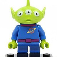 LEGO Disney Series 16 Collectible Minifigure Toy Story Alien (71012)