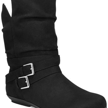 Rampage Bram Slouchy Booties