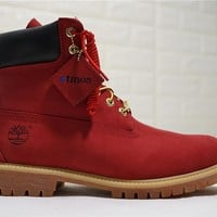 Atoms x Timberland Premium 6 Inch Leather Boots A156H