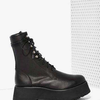 UNIF Armada Leather Boot