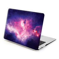 Hard Case Print Frosted (Galaxy Pattern) for 13 MacBook Air