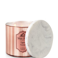 COPPER COCONUT3-Wick Candle