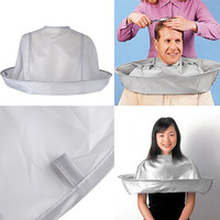 Salon Home Use Adult Hair Cutting Cape Hairdressing Dye Salon Apron Barber Gown