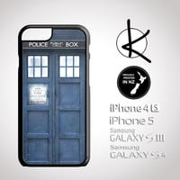 Tardis Phone Case - iPhone 4/4S, 5/5S, 6 and Samsung Galaxy S3,S4, S5