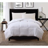Caribbean Joe Down Alternative Microfiber Bedding Comforter - Walmart.com