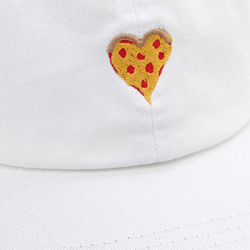 Any Memes Pizza Heart Cap