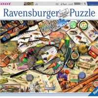 Funagain Games: Puzzle: Fishing Fun (1000 pc Puzzle)