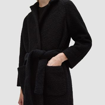 Ganni / Fenn Long Wrap Coat