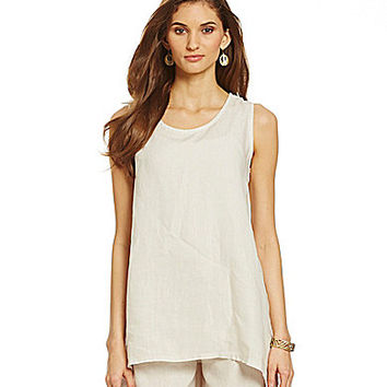 Bryn Walker Linen Luis Tunic - Grappa