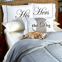 Pet Lovers Pillowcase Sets
