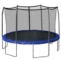 Walmart: Skywalker 15' Round Trampoline & Safety Enclosure Combo